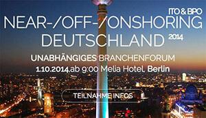 InterWorks Sponsor on ITO & BPO, Germany Forum, 2014