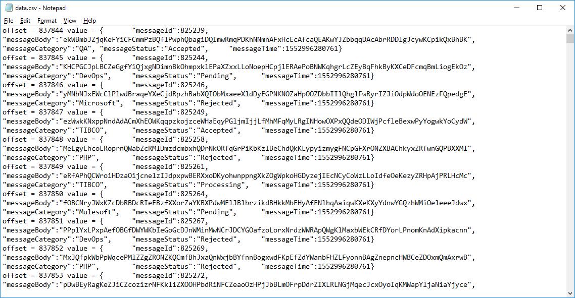 Testing Kafka with JMeter