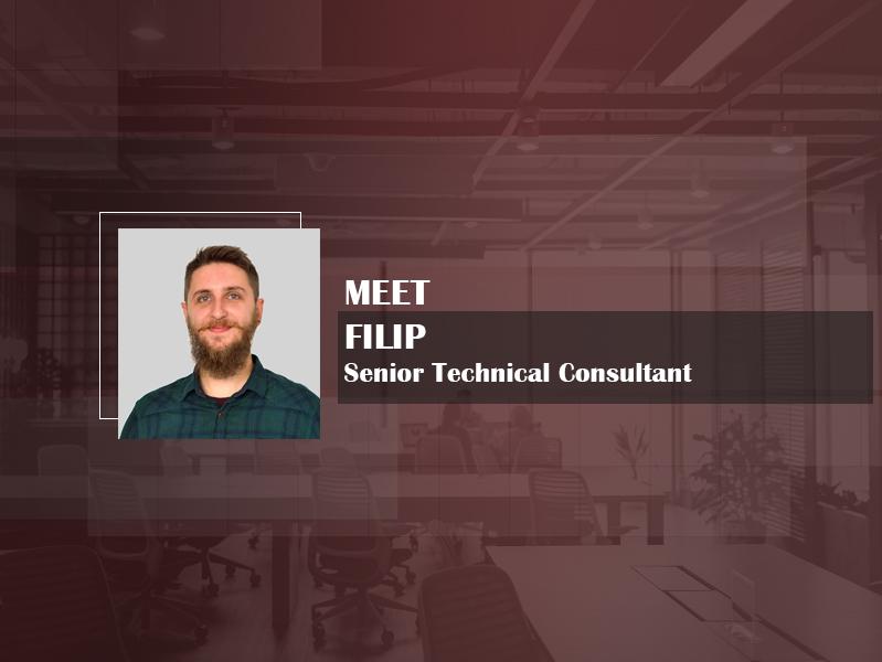Meet Filip - Senior Android Developer
