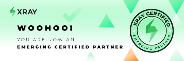 xray certified emerging partner